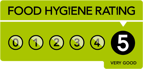 Food hygiene rate | Millennium Restaurant DH1